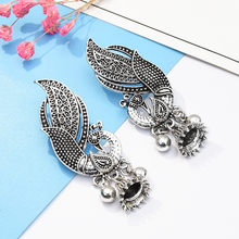 Metal Vintage Bohemian Geometric Peacock Boll Creative Earrings Luxury Brand Fashion Bijoux New HOT Selling Women's Jewelry(China)