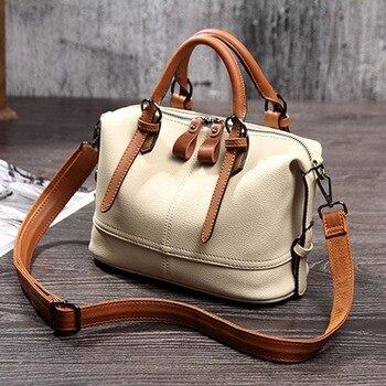 Natural Cowhide Handbag  3