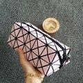 ¡ CALIENTE!!! bao bao 3D modelado Variety Acolchado bolsa de maquillaje de la marca de lujo de Corea versión del cuadrado mágico portátil Bolsas de Cosméticos