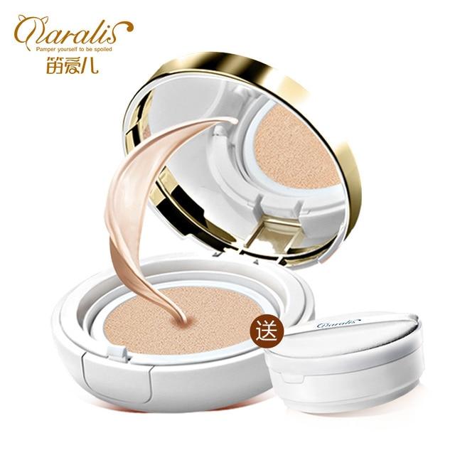 BB Cream air cushion nourishing bb cc cream makeup concealer bb cream foundation whitening cream concealer  15g +15g replace