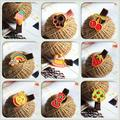 New Arrival styling tools Cute Rainbow Fruit hairpin hair accessories for women girl children make you fashion