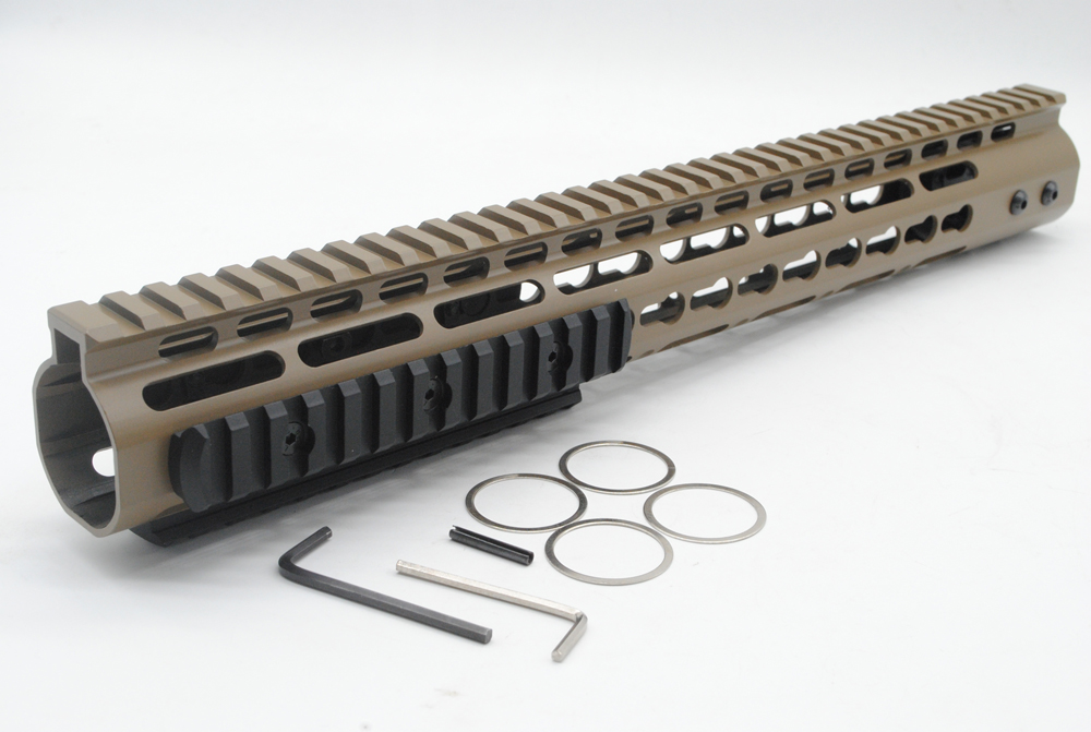 TriRock 15 inch Length Key Mod Handguard Free Float Rail Mounting System + Weaver/Picatinny Rail Sections advancing the state of the art in the analysis of multi agent systems