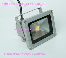 Good quality,high power 10W LED wall washer,LED projector light,waterproof,EDISON chip.DS-TN-13-10W,110V/220VAC