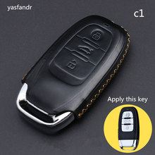 Auto zubehör araba aksesuar abdeckung schlüssel fall für Audi B6 B7 B8 A4 A5 A6 A7 A8 Q5 Q7 R8 TT S5 S6 S7 S8 SQ5 RS5 shell schützen
