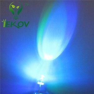 Image 2 - 50 cái LED 5 MÉT LED RGB LEDS Slow RGB Flash Red Green màu xanh Cầu Vồng Nhiều Màu Sắc Phát Ra Điốt Vòng Strobe Đèn Led Đèn ÁNH SÁNG DIY