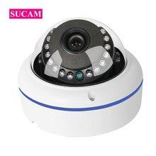 SUCAM 720P 1080P Mini AHD Dome Camera 2 8mm 3 6mm Lens IR Cut filter 20M