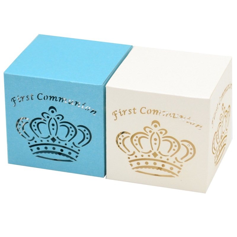 Door Gift Ideas Candy Boxes Laser Cut First Communion Gift