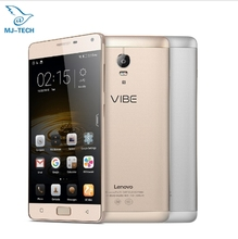 Original  Lenovo Vibe P1 p1c58 2g 16G 5000mah MSM8939 Octa core Android 6.0 OS  5.5 inch 1920x1080 Smart cellphone(China)