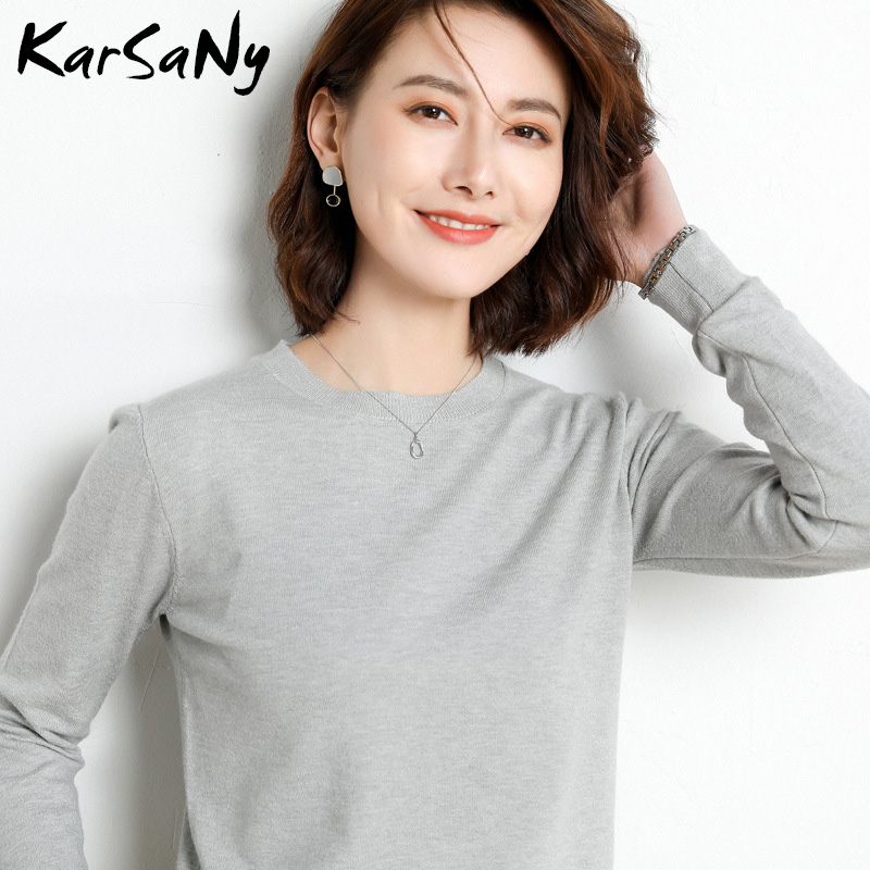 Yellow Cashmere Sweater For Women Sweaters Female Pink Wool Winter Woman Sweater Knitting Pullovers Knitted Sweaters Jumper 2020 17