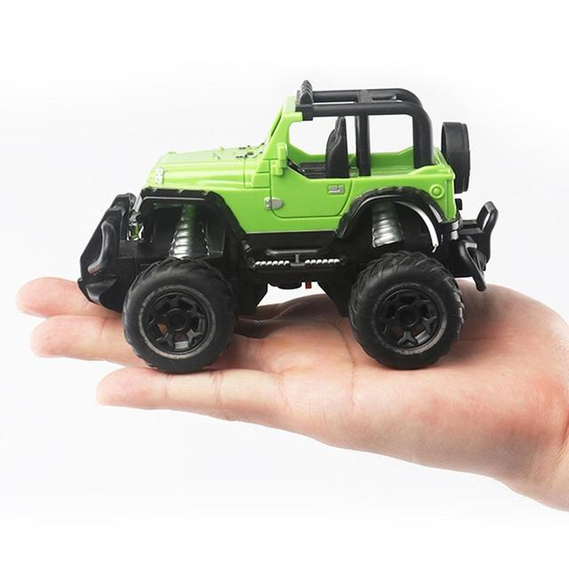 LeadingStar 1:43 Mini RC Cars Off-road 4 Channels Electric Vehicle Model Toys as Gifts for Kids remote control toys 1