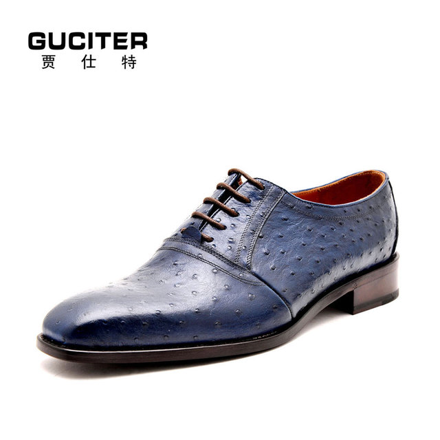 Nouvelle arrivée Hommes Classique Chaussures en cuir hommes tissés à la main de qualité Goodyear PL0AZY