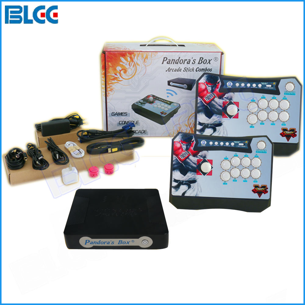 BLEE Wireless font b Arcade b font font b Joystick b font Pandora s Box 4S online get cheap jamma arcade joystick aliexpress com alibaba group  at bakdesigns.co