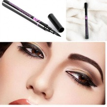 New Sexy Waterproof Black Eyeliner Liquid Eye Liner Pencil Pen Brand Makeup Beauty Cosmetic WY5