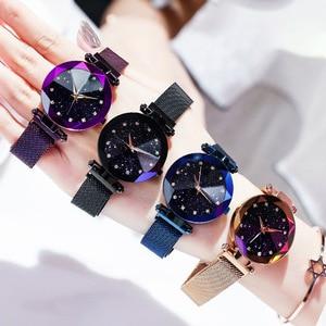 Image 1 - นาฬิกาข้อมือ 2019 นาฬิกาแบรนด์หรูคริสตัลแฟชั่นผู้หญิงนาฬิกาควอตซ์นาฬิกาข้อมือสำหรับสุภาพสตรี Relogio Feminino