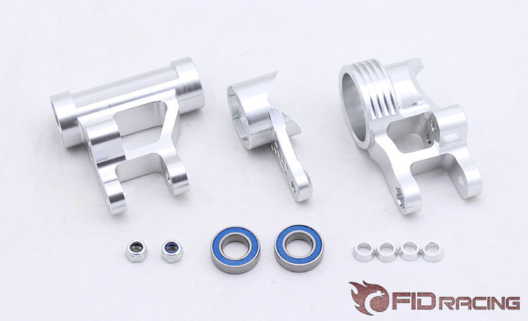 FID Expansion bearing Steering System Kit FOR LOSI 5IVE-T losi 5t spare parts cnc rear wheel bearing kit for losi 5ive t silver blue choose