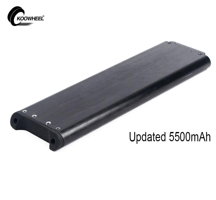 Batterie longboard 36 v 5500 mAh Koowheel 4 roues batterie de planche à roulettes électrique pour batterie de Scooter électrique D3M mise à jour