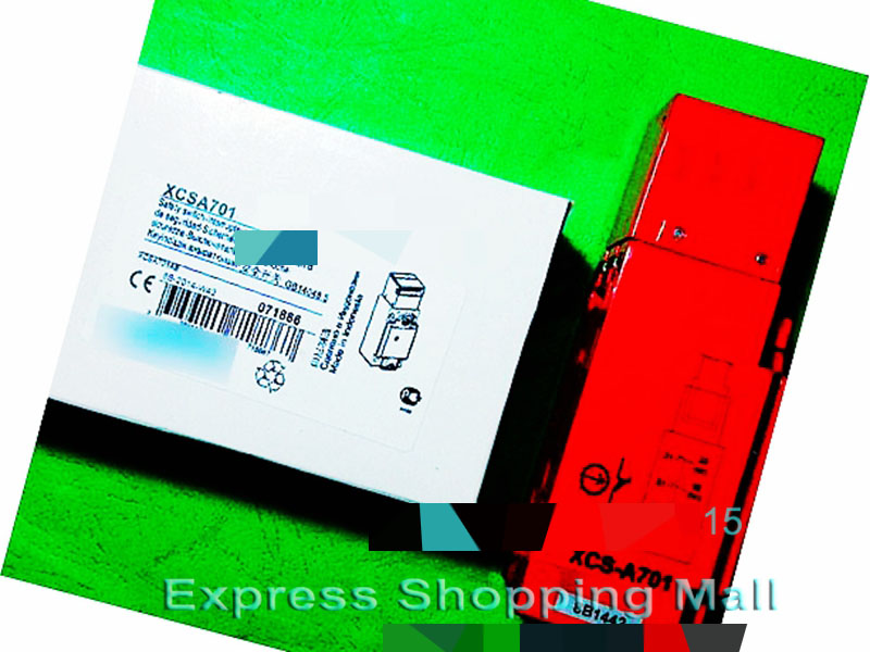 New XCSA701 metal safety switch 3pole 2NC+1NO xcse7311 safety switch 3pole 2nc 1no new