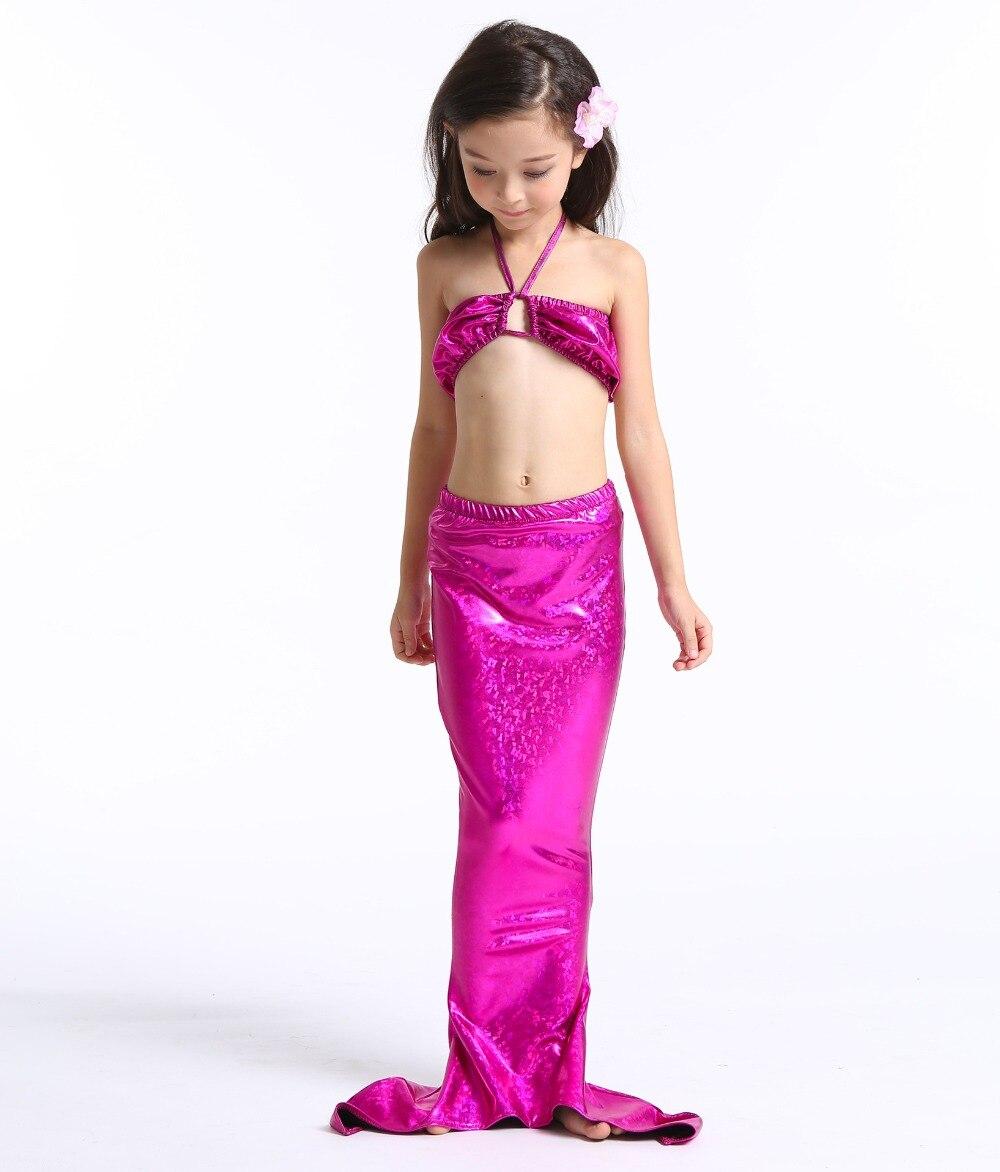 tail mermaid swimming kids mermaid tails costume child