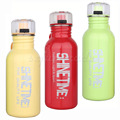 600ML Children Sport Anti-leakage Drinkware Water Bottles Kid Stainless Steel Cup With Large-caliber Drinking Straw Jug -42