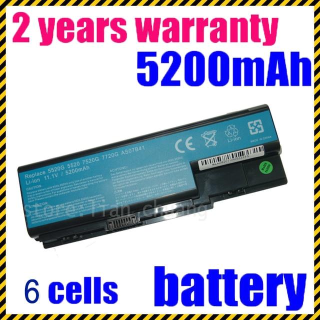 JIGU lapotp  Battery For Acer Aspire 5739 5739G 5910G 5920 5920G 5930 5930G 5935 5940 5940G 5942 5942G 6530G 6920G 6930 6930G