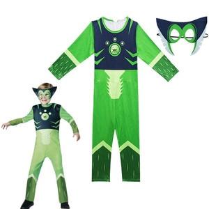 Image 5 - Wild Kratts Costume Creature Power Suit Kids Halloween Fancy Dress Wild Kratts cosplay costumes
