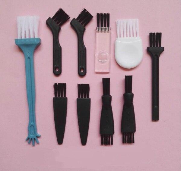 10pcs Wholesale Replacement Shaver Razor Cleaning Brush For Philips Norelco RQ12 RQ11 RQ1150 RQ1151 RQ1131 RQ1250 Brush Brushes