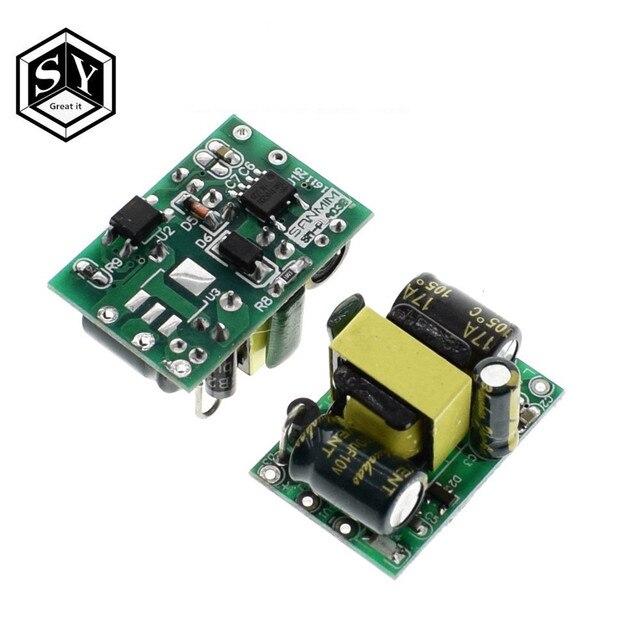 1 PCS wielki to 5 V 700mA (3.5 W) izolowane przełącznik moduł zasilania dla Arduino AC-DC buck step-down moduł 220 V włączyć 5 V