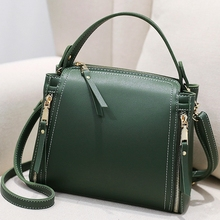Small Mini Bucket Women Messenger Bags With Long Strap Designer Crossbody