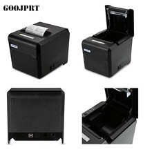 Free ship Honeprt Wifi LAN POS Thermal receipt printer with auto cutter 300mm/s printing