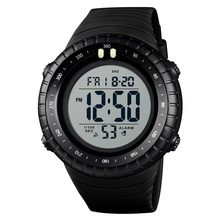 Time Secret Mens Watch Outdoor Sports 50M Waterproof Back Light Digital Wristwatches Fashion Trend Alarm