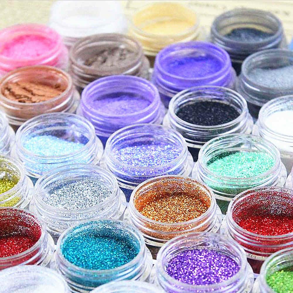 11.11 LOLEDE PH Đồng Acrylic Bột Bụi TIA UV Thiết Kế Dạng Gel 3D Đầu Trang Trí Làm Móng Tay Móng Nghệ Thuật