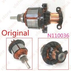 Armatura wirnika N110036 N110037 N268162 N042178 dla DeWALT DCD780 DCD780L2 DCD780C2 DCD785 DCD785L DCD785C akcesoria do elektronarzędzi w Akcesoria do elektronarzędzi od Narzędzia na
