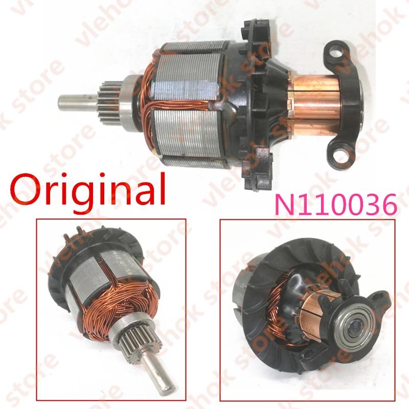 Armature Rotor N110036 N110037 N268162 N042178 For DeWALT DCD780 DCD780L2 DCD780C2 DCD785 DCD785L DCD785C Power Tool AccessoriesArmature Rotor N110036 N110037 N268162 N042178 For DeWALT DCD780 DCD780L2 DCD780C2 DCD785 DCD785L DCD785C Power Tool Accessories