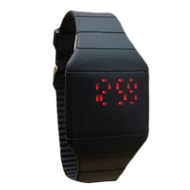 Digital watch kids boy Waterproof Children Boy Watches LED Quartz Alarm Date Spo