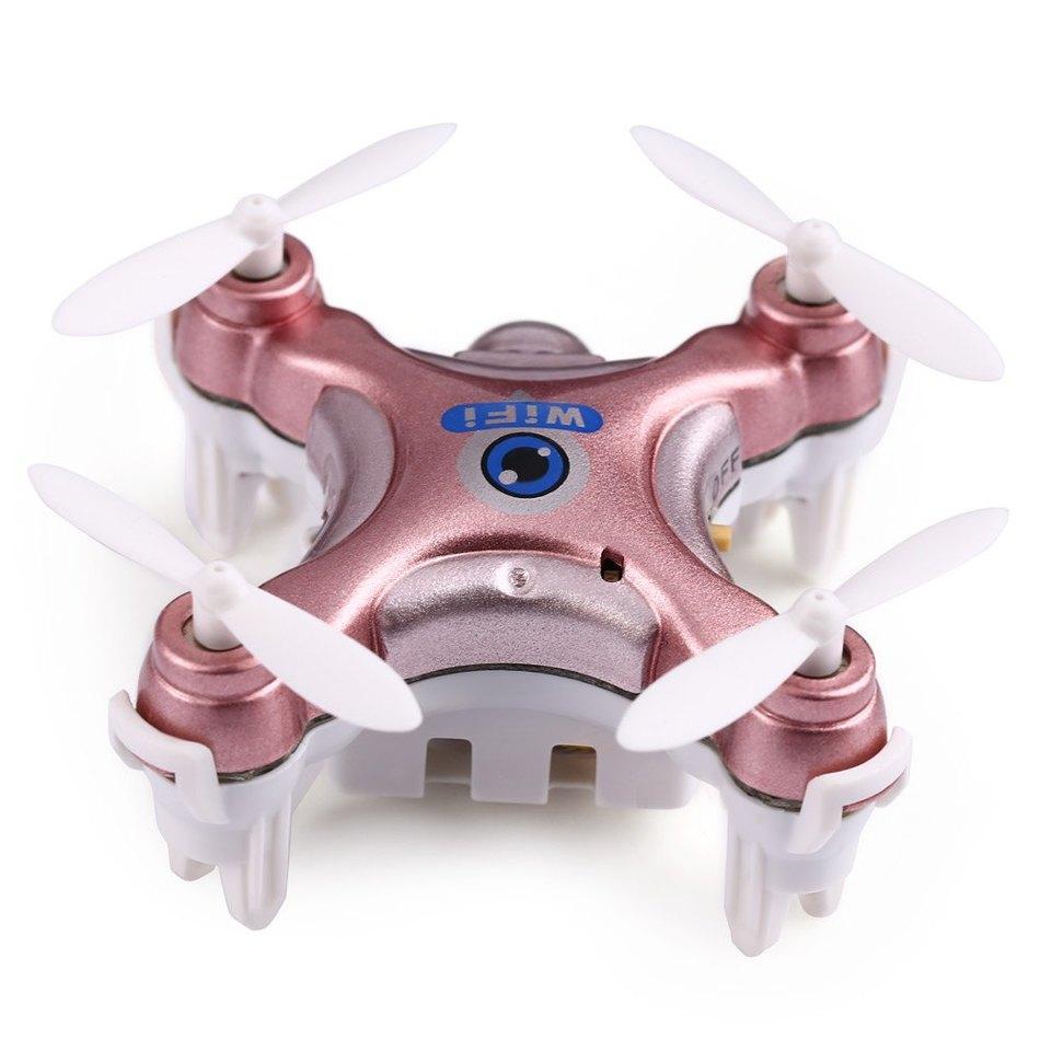 Cheerson CX 10W CX10W Wifi FPV RC Drone With 720P 0 3MP font b Camera b