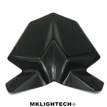 MKLIGHTECH For KTM DUKE125 DUKE390 2017-2019 Motorcycle Windscreen Wind Deflector Windshield Head Cover Sun Visor Viser