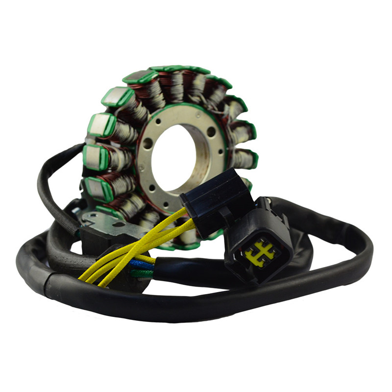 אופנוע גנרטור Stator סליל Comp עבור סוזוקי DR LT-Z400 LTZ400 DRZ400 DRZ400S DRZ400S KAWASKI KLX400R KLX400 R