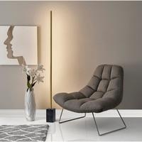 Nordic personalidade criativa minimalista pós moderna lâmpada luxo luz de mármore sala de estar quarto estudo lâmpada de assoalho arte WF601400|Luminárias de pé| |  -