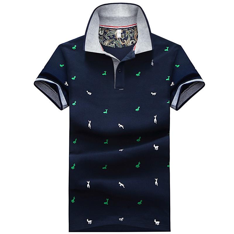 New Fashion Men   Polo   Shirt Short Sleeve Casual Business   Polo   Shirts Men High Quality Clothing Plus Size M-4XL   Polos   Shirts,GA252