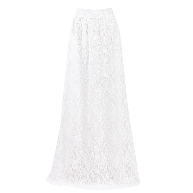 Aliexpress.com : Buy Fashion White Silver High Waist Party Wear ...