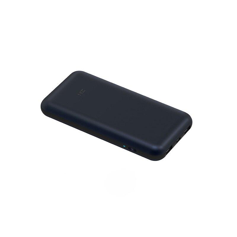 Оригинальный ZMI № 10 запасные аккумуляторы для телефонов 15000 мАч Pro Quick charger 3 Тип usb C Батарея мощность Банк