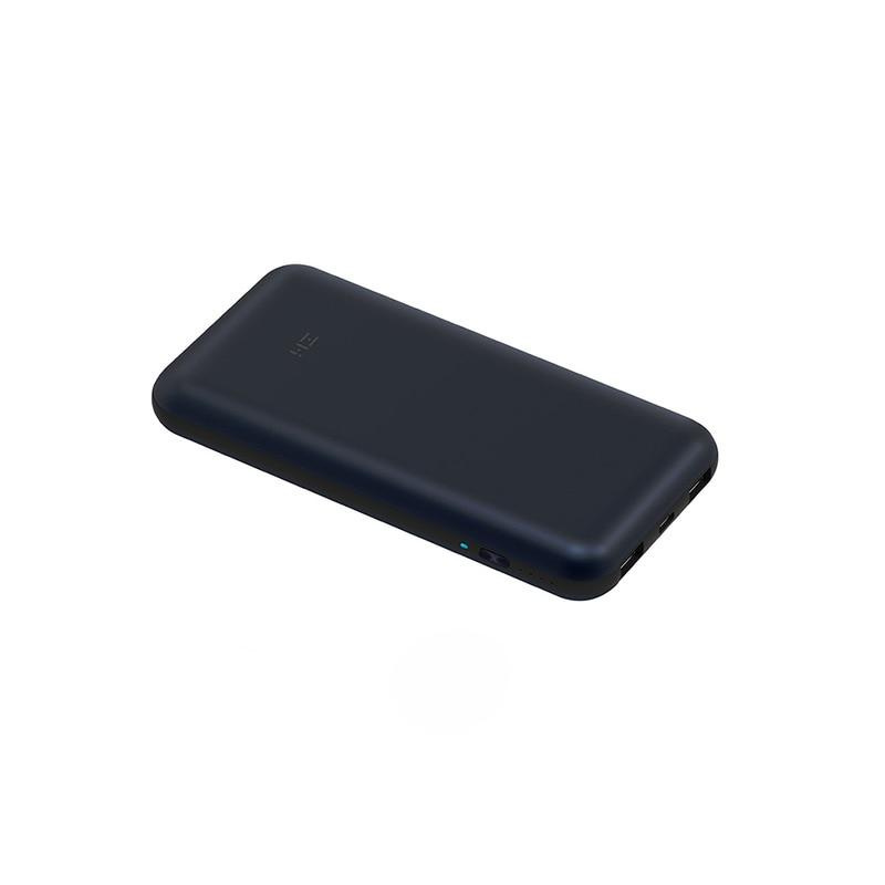 D'origine ZMI NO 10 batterie externe 15000 mAh Pro chargeur rapide 3 USB type C chargeur de batterie portable