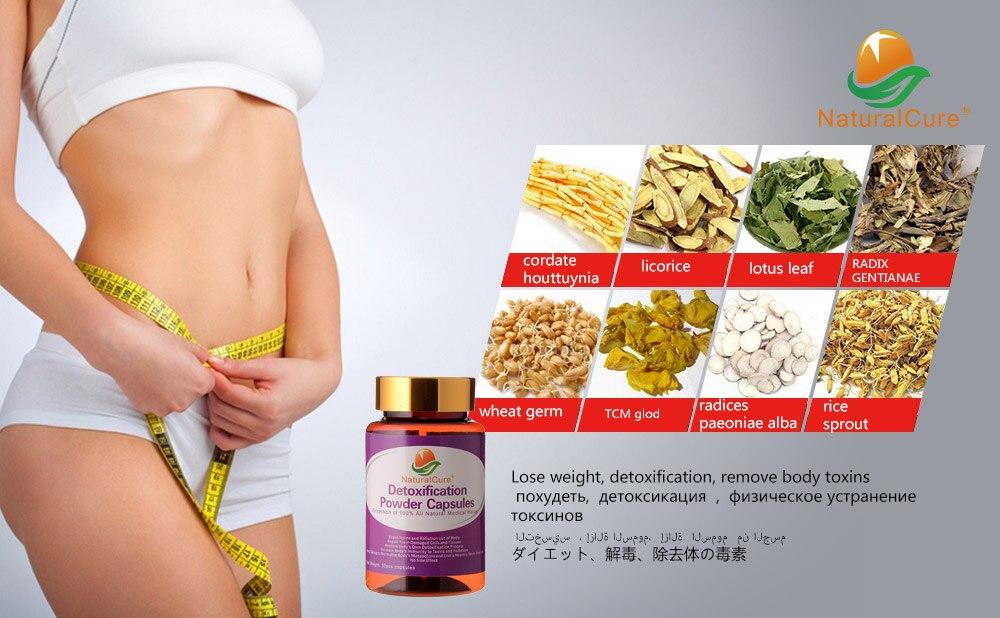 toxine uit je lichaam)