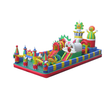 inflatable trampoline bed,inflatablecastle bouncer YLW-TC29