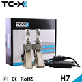 TC-X H7 Car Styling LED Headlight Conversion Kit  6000LM Car  Driving Lamp Bulbs Car External Lights LED Engery Saving HeadLight