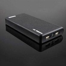 12000mAh External Power Bank Backup LED Dual USB Battery Charger for Phone