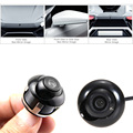 Waterproof Rear View Camera Wide View Angle Mini 360 Degree CCD HD Car Front Side Rear View Parking Reverse Camera Parking