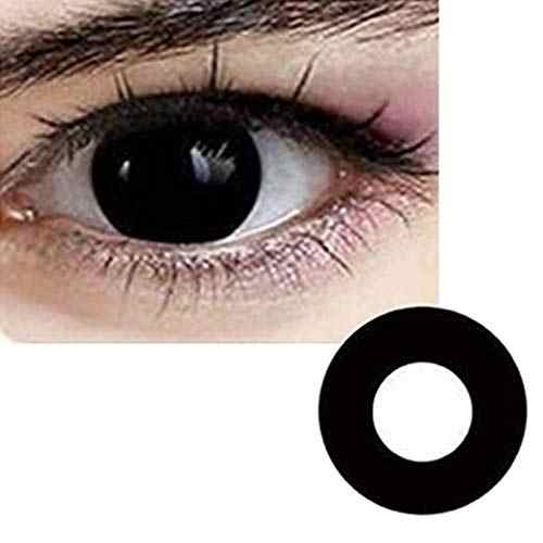 b2e0f4507c9 Women Multi-Color Fashion Cute Colored Contact Lenses Cosplay Eyes Charm  and Attractive Cosmetic Makeup