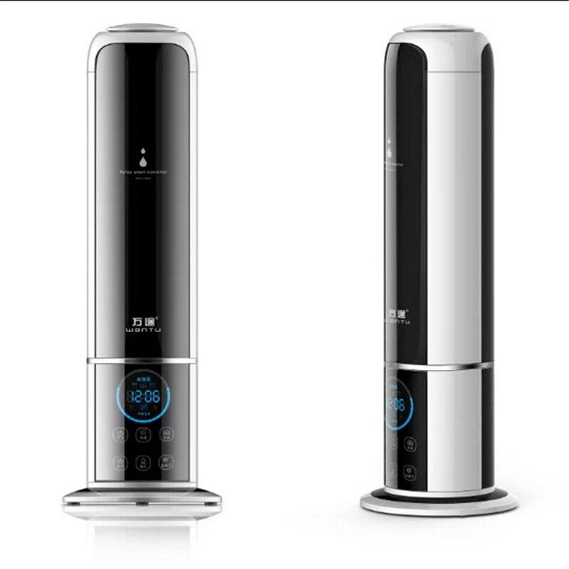 220 V 6.5L Intelligente Ultraschall Luftbefeuchter Anion Aromatherapie Ätherisches Öl Diffusor Maschine Mit Fernbedienung