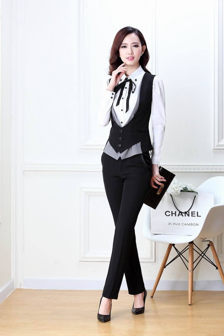 Aliexpress.com : Buy New 2017 Summer Autumn Fashion Pantsuits ...